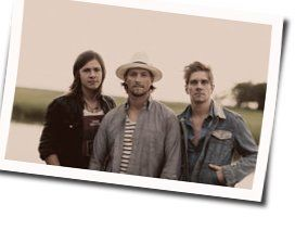 Needtobreathe chords for Count on me