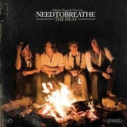 Needtobreathe guitar chords for Washed by the water (Ver. 2)