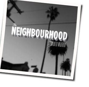 The Neighbourhood guitar tabs for Sweather weather