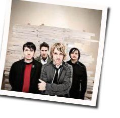 Hawk Nelson guitar chords for Sold out