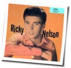 Ricky Nelson guitar chords for Easy to be free