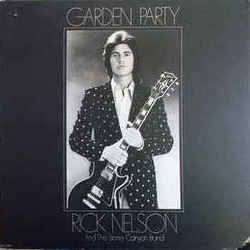 Ricky Nelson guitar chords for Garden party (Ver. 2)