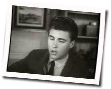 Ricky Nelson guitar chords for Get along home cindy cindy