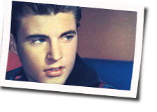Ricky Nelson guitar chords for One night stand