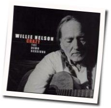 Willie Nelson guitar chords for Crazy