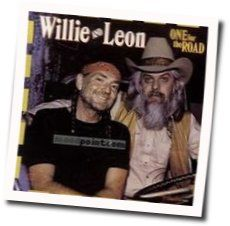 Willie Nelson guitar chords for Dont fence me in