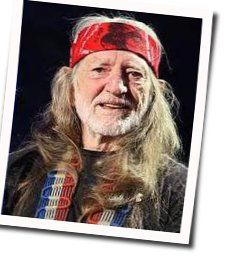 Willie Nelson guitar chords for Driving the herd