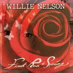 Willie Nelson chords for First rose of spring