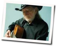 Willie Nelson guitar chords for Is the better part over