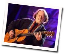Willie Nelson guitar chords for Local memory