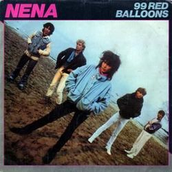 Nena guitar tabs for 99 red balloons