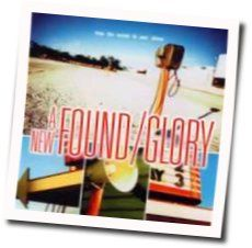 New Found Glory guitar chords for Glory of love