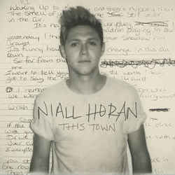 Niall Horan chords for This town