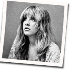 Stevie Nicks chords for Think about it