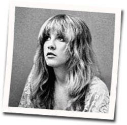 Stevie Nicks chords for Too far from teaxs