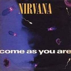 Nirvana guitar chords for Come as you are (Ver. 2)