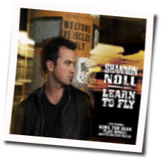 Shannon Noll guitar chords for Learn to fly