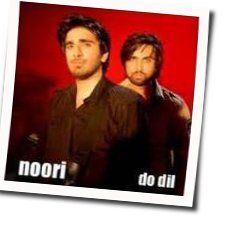 Noori guitar chords for Do dil