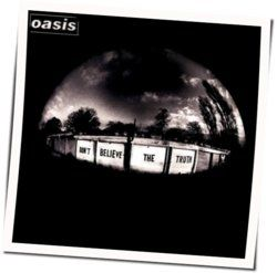 Oasis tabs for I will believe