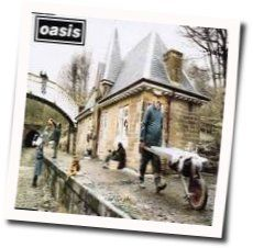 Oasis tabs for Some might say (Ver. 2)