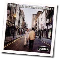Oasis chords for Whats the story