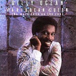 Billy Ocean tabs and guitar chords