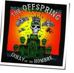The Offspring tabs for Change the world