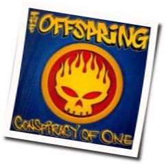 The Offspring chords for Conspiracy of one