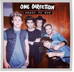 One Direction chords for Ready to run