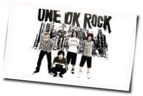 One Ok Rock tabs for My sweet baby acoustic