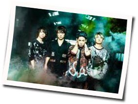 One Ok Rock tabs for Stand out fit in