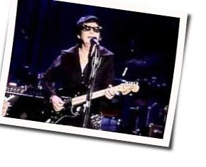 Roy Orbison chords for The way is love