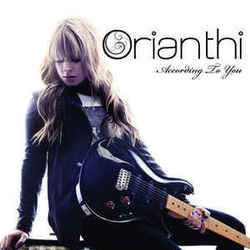 Orianthi tabs for According to you