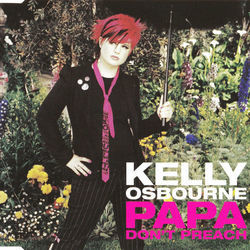 Kelly Osbourne tabs for Papa dont preach