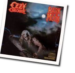 Ozzy Osbourne tabs for Bark at the moon