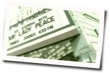Our Lady Peace tabs for Stealing babies