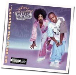 Outkast bass tabs for Funkin around