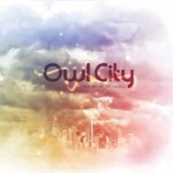 Owl City tabs for Sky diver
