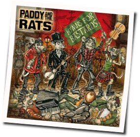 Paddy And The Rats chords for Clock strikes midnight