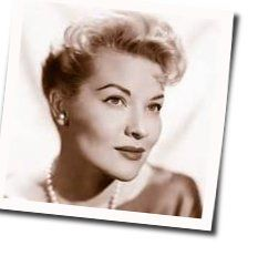 Patti Page chords for Cant help lovin dat man