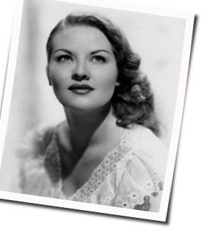 Patti Page chords for Imagination