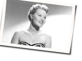Patti Page chords for Mack the knife