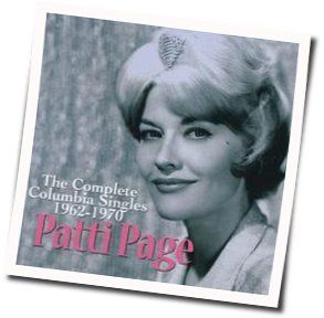 Patti Page chords for September song