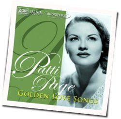 Patti Page chords for This cant be love