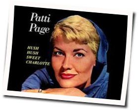 Patti Page chords for Try to remember
