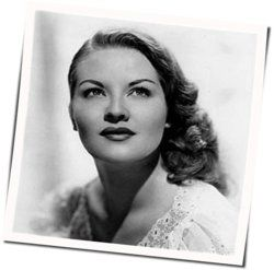Patti Page chords for Unchained melody