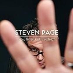 Steven Page chords for Theres a melody i