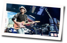 Brad Paisley chords for Alcohol