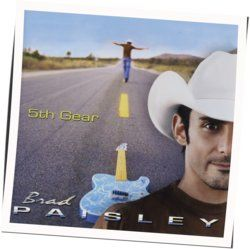 Brad Paisley tabs for All i wanted was a car