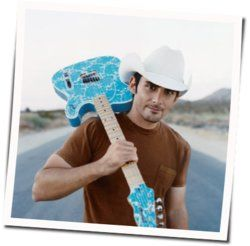 Brad Paisley tabs for American saturday night